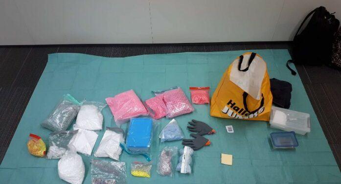 Politie lost schot bij aanhouding drugsverdachten