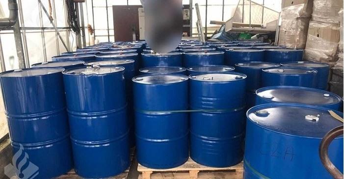 Wietkwekerij en duizenden liters chemicaliën in Kwintsheul