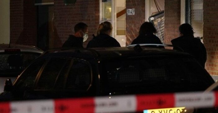 Man aangehouden om beschieten Rotterdamse toko