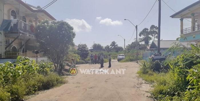 'Braziliaan geliquideerd in Paramaribo'