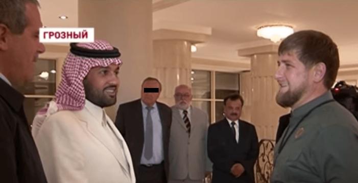 Antwerpse 'cokedekmantel' had banden met Saudische koningshuis en Tsjetsjeense dictator (VIDEO)