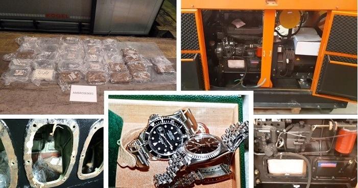 Britse misdaadgroep stopte generatoren in Nederland vol met drugs