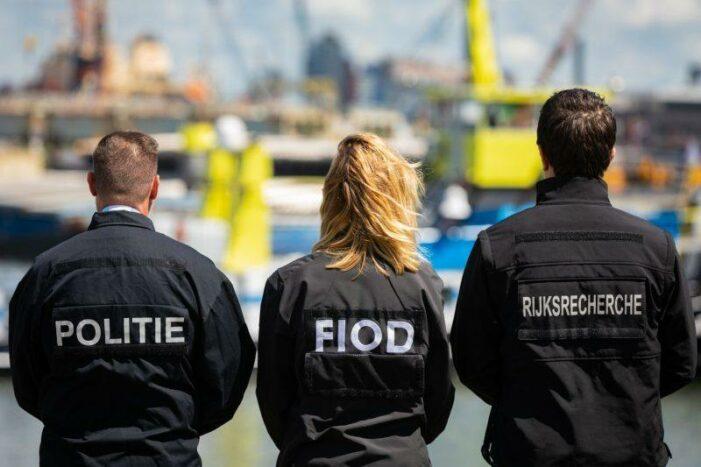 Havenmedewerkster aangehouden om corruptie