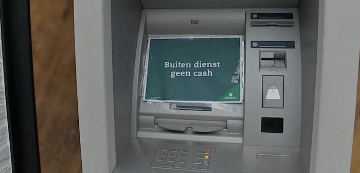 Belgische bank Argenta sluit 144 geldautomaten na digitale plofkraken