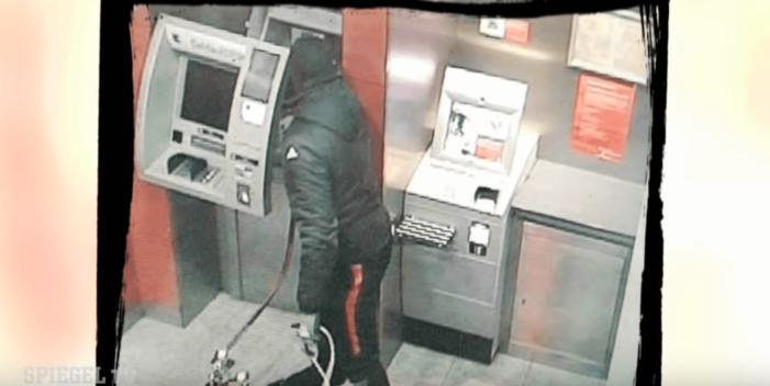 Duitse justitie kritisch op banken over slecht beveiligde geldautomaten (VIDEO)