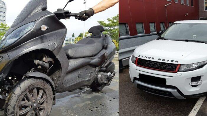 Politie: man exploiteerde illegaal autoverhuurbedrijf
