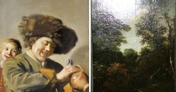 Schilderij Frans Hals voor derde keer gestolen