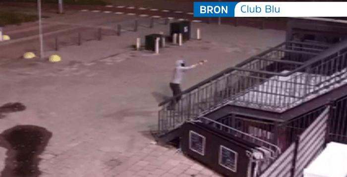 Club Blu In Rotterdam Weer Beschoten