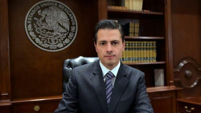 Ex-president Mexico verdacht in enorm corruptieonderzoek