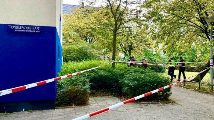Amsterdamse agenten schieten verwarde man dood