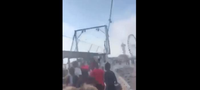 'Steekpartij op Pier was ruzie tussen drill-rap-groepjes'