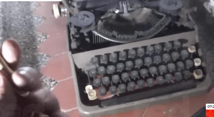 'Stinkend geld van Pablo Escobar gevonden' (VIDEO)