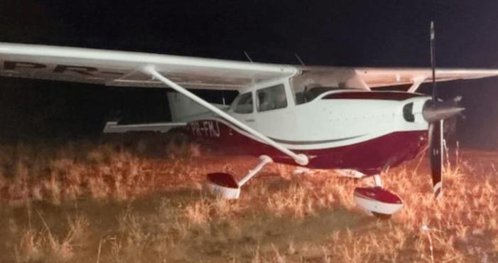 Verdachte vliegtuigjes op weg naar Suriname gecrasht (UPDATE)