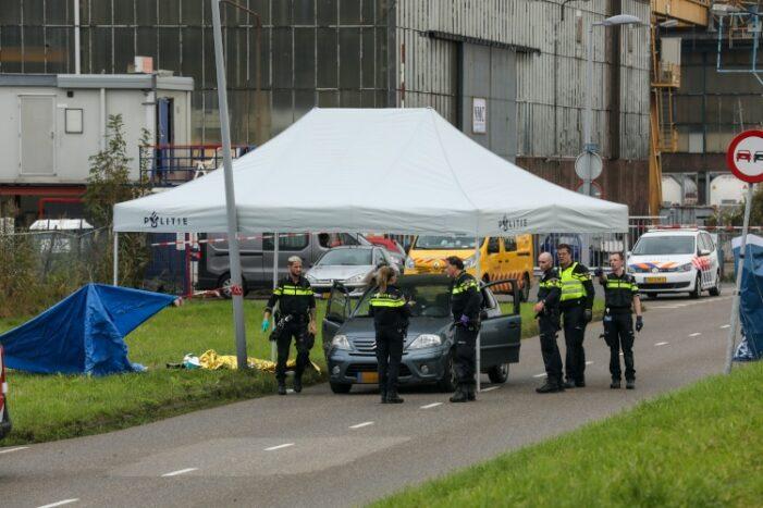 Dodelijke schietpartij in Ridderkerk (UPDATE7)