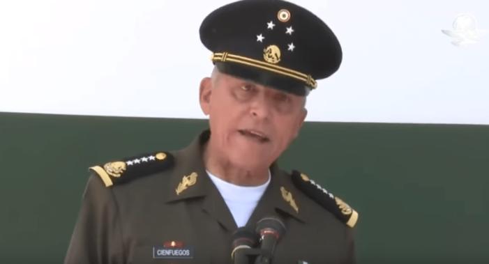 Van cocaïnehandel verdachte Mexicaanse generaal vrijgesproken