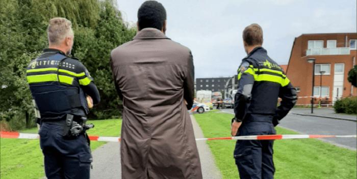 Twee incidenten in Almere: woning beschoten en explosief gevonden
