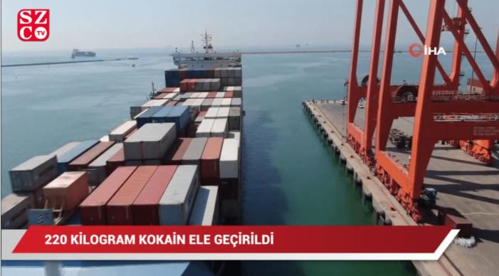 Nederlander in Turkije opgepakt met cocaïne (VIDEO)