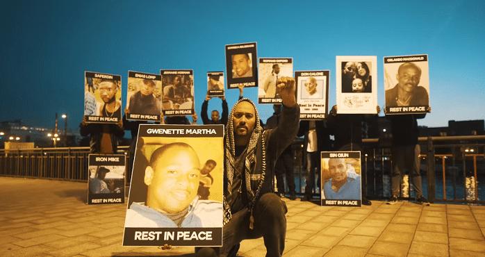 Amsterdamse rapveteraan brengt in clip eerbetoon aan 'gevallen soldaten'