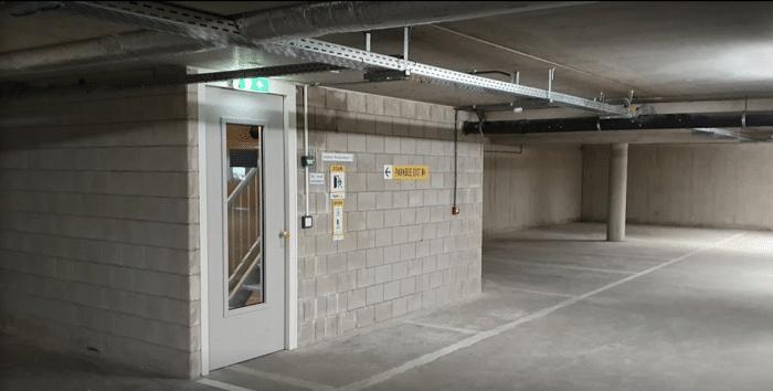 10 jaar cel voor liquidatiepoging in parkeergarage Amsterdam-Zuidoost