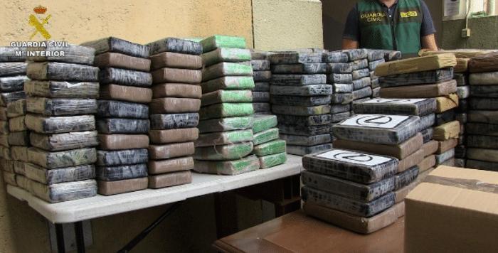 Acht Nederlanders opgepakt bij groot Spaans cocaïneonderzoek (VIDEO)