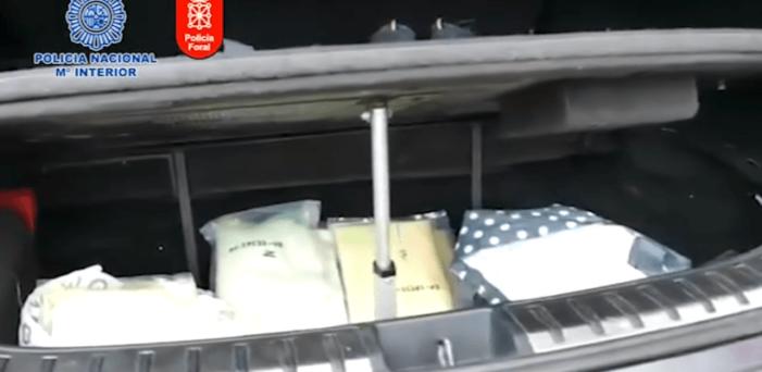 Grote hoeveelheid Nederlandse speed in Spanje gepakt (VIDEO)
