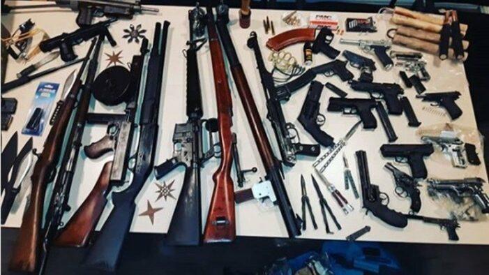 Tip leidt naar wapenarsenaaltje in Gorinchem
