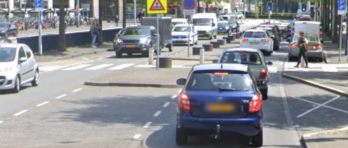 Amersfoort: man in auto dood 'door geweld'