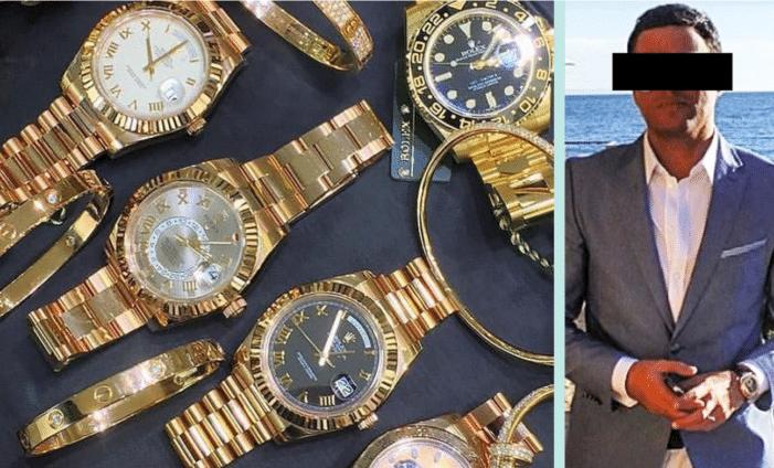 Antwerpse horlogedealer tobt met 'miljoenenschuld'
