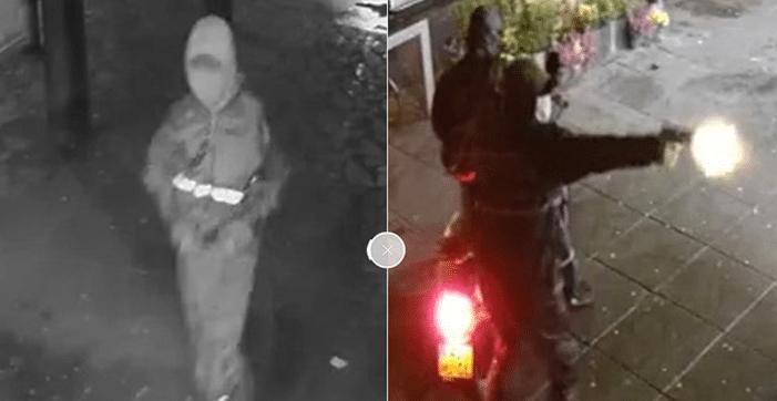 Politie brengt beelden beschieting kapper naar buiten (VIDEO)