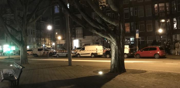 Zwaargewonde schietpartij in Amsterdam overleden (UPDATE4)