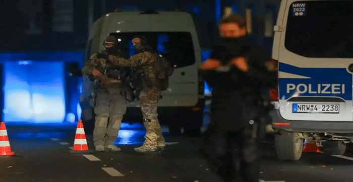 Lid outlaw motorclub Red Devils doodgeschoten vlakbij Kerkrade