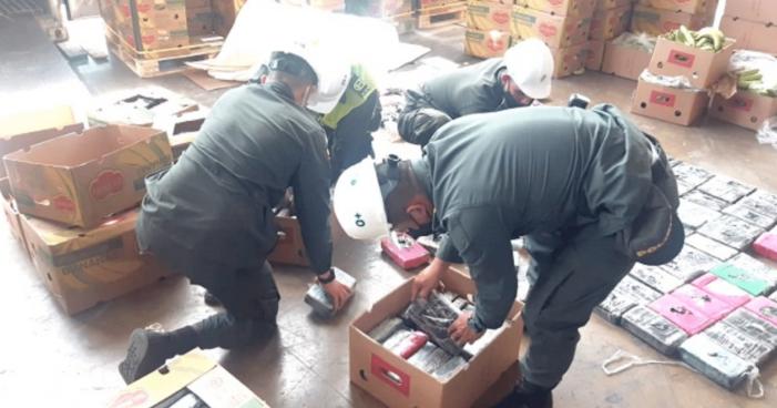 Meer dan 3 ton cocaïne in beslag genomen