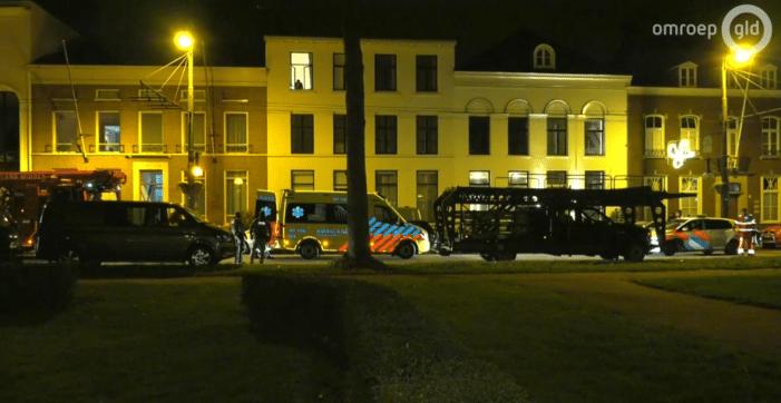 'Slachtoffer Arnhemse schietpartij was handelaar uit Laren' (VIDEO) (UPDATE3)