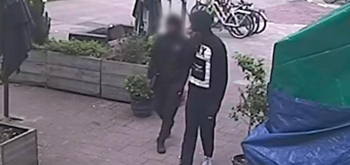 Politie zoekt tweede verdachte voor schietpartij in speeltuin (VIDEO)