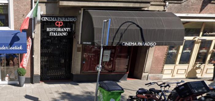 Oud-eigenaar beschoten restaurant bekende politie