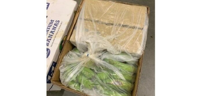 50 kilo cocaïne in haven Vlissingen