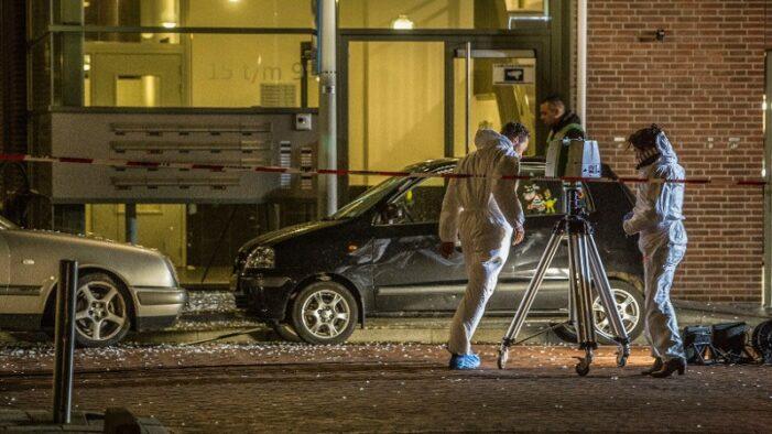 Gewonde bij schietpartij in Lelystad