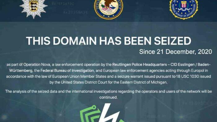 Politie: crimineel VPN-netwerk uitgeschakeld