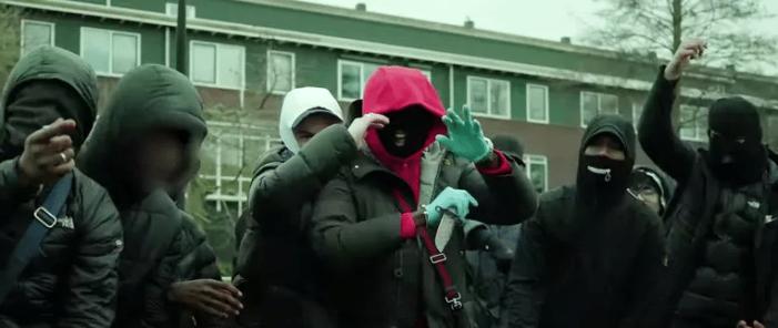 'Drill-rappers werden opgepakt met vuurwapens' (UDPATE)