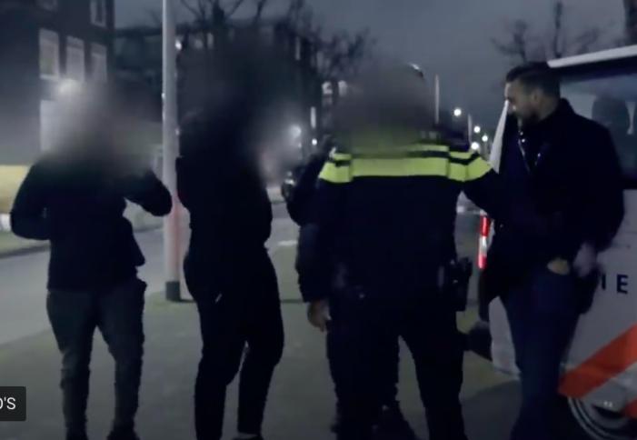 Amsterdamse wijkagent te amicaal met Top 600-criminelen