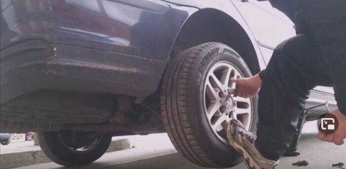 Verwisselen autoband levert xtc, amfetamine en wiet op