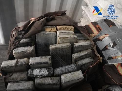 Spaans bedrijf bleek dekmantel voor cocaïnesmokkel (VIDEO)