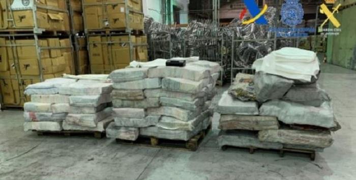 Twaalf arrestaties en 2 ton coke bij ontmanteling drugsorganisatie Spanje (VIDEO)