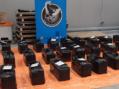 1.069 kilo cocaïne aangetroffen tussen bier en oldtimers