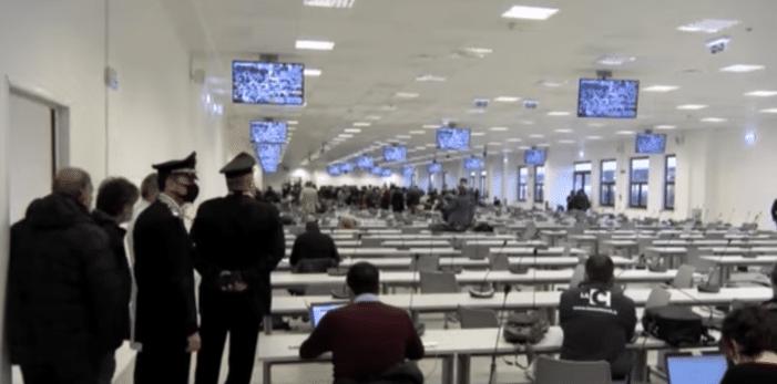 Maxi-proces tegen 'Ndrangheta-leden