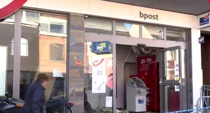 Nederlandse plofkrakers uitgeleverd aan België