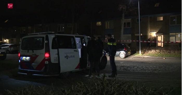 'Broertje (18) doodgestoken drillrapper neergestoken in Almere' (VIDEO)