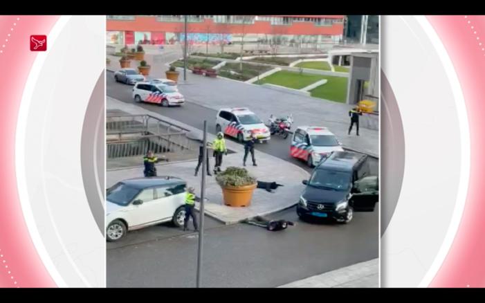 Drie aanhoudingen na overval in Almere (VIDEO)