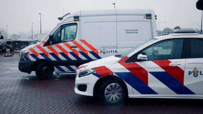 Man neergeschoten in Amsterdam-Zuidoost (UPDATE)
