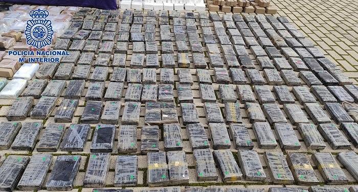 Groot Spaans cocaïne- en hasjnetwerk opgerold met Nederlandse link